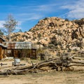 The ranch setting is spectacular.- The Uninhabited West: Ghost Towns and Mines