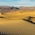 Mesquite Flat Sand Dunes.- Mesquite Flat Sand Dunes