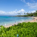 Kapalua Bay Beach in northwestern Maui.- The Ultimate 7-Day Maui Road Trip
