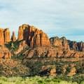 Cathedral Rock near Sedona.- 10 Favorite Autumn Adventures in Arizona