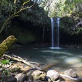 Twin Falls Upper Falls on Ho'olawa Stream.- Must-See Waterfalls in Hawaii