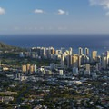 View south to Waikīkī and Diamond Head from the Tantalus Lookout.- A 3-Day Itinerary to the Best of Honolulu
