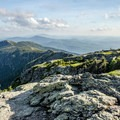 View from the ridge on Mount Mansfield. - 3-Day Adventure Itinerary in Stowe, Vermont
