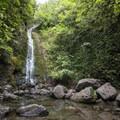 Lulumahu Falls.- Must-See Waterfalls in Hawaii