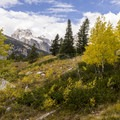 Beaver Creek Trail to Taggart Lake.- 3 Days in Grand Teton National Park