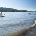 Sellwood Riverfront Park Beach.- 31 Best Beaches + Swimming Holes in-and-around Portland, Oregon