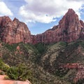 The Watchman.- 4 Tips to Help You Prepare for Zion National Park