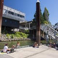 Fire Station 21 Floating Dock.- 31 Best Beaches + Swimming Holes in-and-around Portland, Oregon