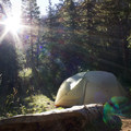 A typical campsite in the Chicago Basin.- 10 Incredible Backpacking Trips You Should Do Next Summer