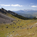 Pack Basin along the Sneffels Highline Trail.- Colorado's Top 10 Outdoor Destinations