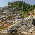 First Peak, Mount Seymour.- The West's Best Hikes for Fall Colors