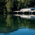 The Lowell Covered Bridge.- 10 of Eugene's Best Swimming Holes