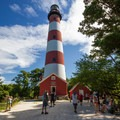 Assateague Island Lighthouse .- Step Back in Time at These Amazing Historic Sites