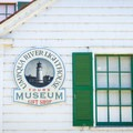 The former Coast Guard station is now a museum.- A Guide to Exploring Oregon's Lighthouses
