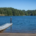 The boat ramp at William M. Tugman State Park.- Underused Gems of the Oregon Coast