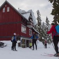 Journeyman lodge in the heart of Callaghan Country.- Winter Backcountry Delights in British Columbia's Callaghan Country