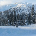 Meadows + Solitude Loops Trail.- Winter Backcountry Delights in British Columbia's Callaghan Country