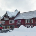 The Journeyman Lodge at Meadows and Solitude Loops, Callaghan Country.- 10 Beautiful Cross-Country Ski Trails