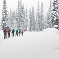 North Shoulder, Callaghan Country.- Best Winter Adventure Destinations