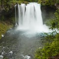 Koosah Falls.- The West's 100 Best Waterfalls