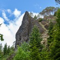 Elephant Rock along the Gold Point Trail.- Exploring Oregon Watersheds: Adventure Brews
