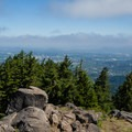 Eugene is visible to the north of Spencer Butte.- 10 Classic Hikes Near Eugene, Oregon