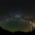 Stargazing from Kings Creek Meadow in Lassen.- The Ultimate Western National Parks Road Trip