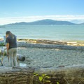 The view from Spanish Banks Extension looking west.- Vancouver B.C.'s Best Beaches + Swimming Holes