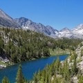 Little Lakes Valley.- Adventuring In California's Sierra Beyond Yosemite
