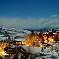 Sun Mountain Lodge during the winter months.- 45  Cozy Cabins and Lodges for your Winter Getaway
