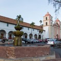 The Old Mission Santa Barbara.- Celebrate Your Independence