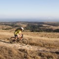 A rocky and scenic section of the Zane Gray Cutoff Trail, Wilder Ranch State Park.- Adventurer's Guide to Santa Cruz