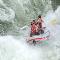 Cold water on the follow through, Washington's White Salmon River.- Must-Do Rafting Trips in the West