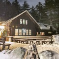 The Adirondack Loj offers cozy accommodations for winter recreationists.- Winter Destination Spotlight: 48 Hours in the Adirondacks