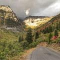 The Alpine Loop near Mount Timpanogos.- 5 Ways to Experience Autumn in Utah