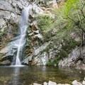 Sturtevant Falls.- Southern California's 18 Best Swimming Holes