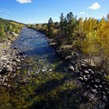 The Arkansas River near its source in Leadville, Colorado. - Our Amazing River Basins