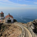 Point Reyes Lighthouse.- Iconic Lighthouses of the West Coast