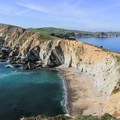 Chimney Rock Trail at Point Reyes National Seashore.- Driving 101: An Unbeatable West Coast Road Trip