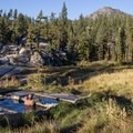 Iodine Springs, Mono Hot Springs.- 10 Must-Visit Hot Springs in the West