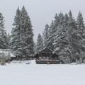 The Wolverton Lodge.- California Winter Adventures Beyond the Ski Slopes