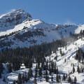 Brokeoff Mountain near Lassen.- Northern California Winter Road Trip