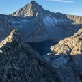 Columbine Lake and surroundings: one of nature's castles.- 70 Leg-Burning Adventures in the West
