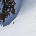 Backcountry snowboarding on Lassen Peak.- The Ultimate Western National Parks Road Trip