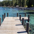 Sugar Pine Point State Park on Lake Tahoe.- Amazing Alpine Lakes