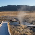 Wild Willy's Hot Springs.- Exploring California's Eastern Sierra