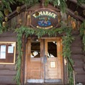 Tamarack Lodge, Eastern Sierra, California.- 45  Cozy Cabins and Lodges for your Winter Getaway