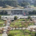 Academy of Sciences building in Golden Gate Park.- City Parks You Definitely Need to Visit