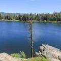 Packer Lake.- 5 Reasons to visit Lakes Basin