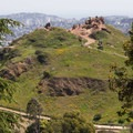 The summit at Corona Heights Park.- City Parks You Definitely Need to Visit